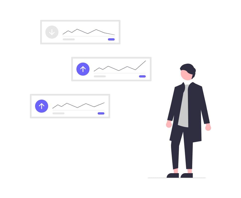 バイナリーオプション/チャート相場分析【見方・読み方】